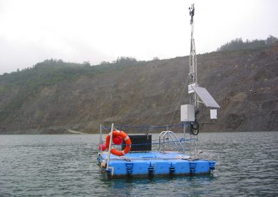 GEONICA---AQUALERT-Weather-and-Water-Quality-floating-Station