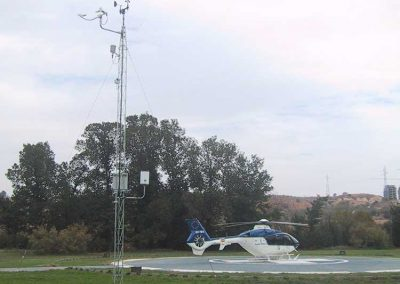 GEONICA---AWS-at-Heliport