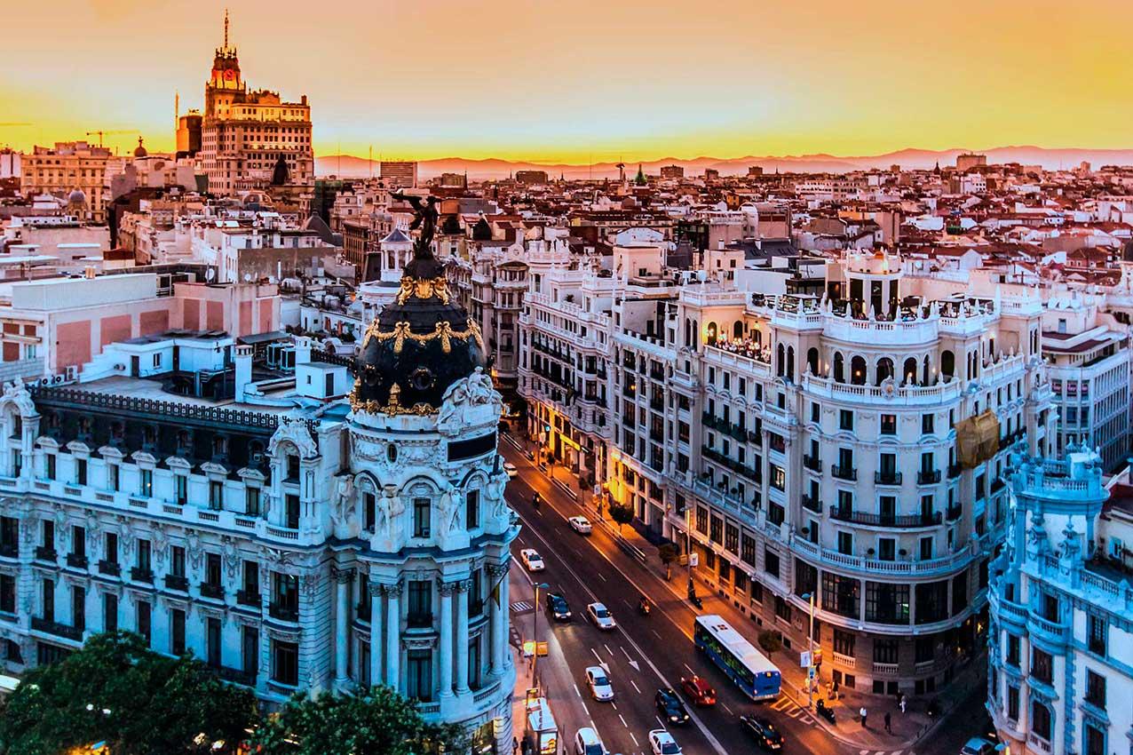 Excelencia Empresarial en Madrid febrero 2018 Mundo