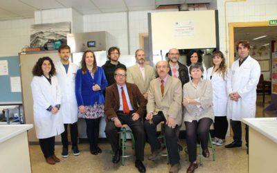 Grupo de Investigación de Ciencias del Suelo y Geofarmacia de la UGR