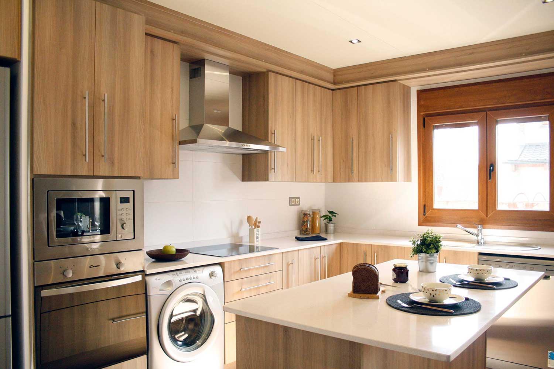 Cocina-casa-prefabricada-de-Eurocasa