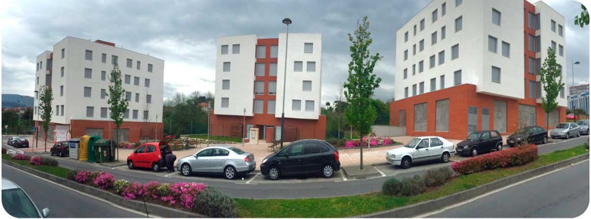 Renovables Enertres en Cooperativa-de viviendas en Pontevedra