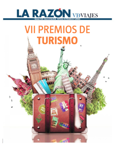 "<a href=""https://www.larazon.es/damesuplementos/Otros/2018-07-09_turismo/index.html""><b>VII premios turismo</a>"