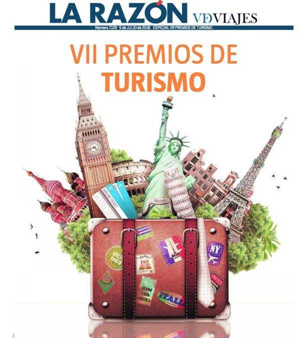 VII premios turismo