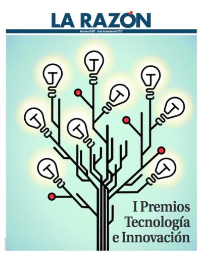 "<a href=""https://www.larazon.es/damesuplementos/Otros/2017-12-06_Innovacion/index.html""><b>I Premios Tecnología e Innovación</a>"