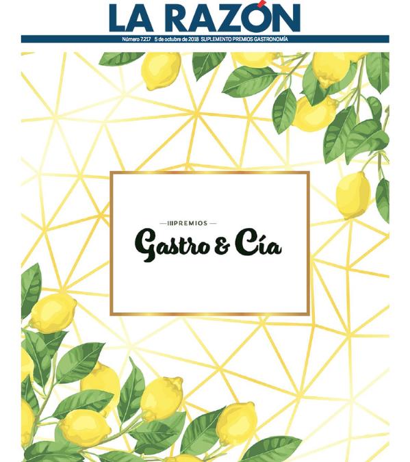 III Premios Gastro 2018