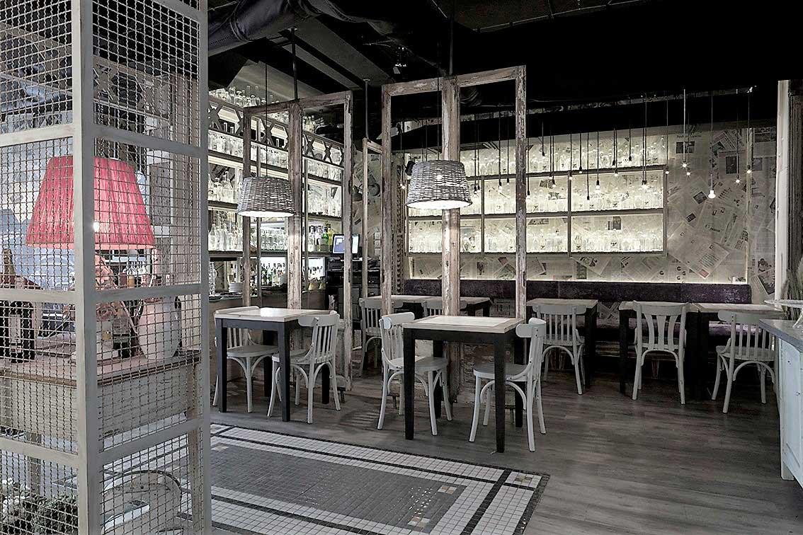 Restaurante SAPOREM Chueca (Madrid)