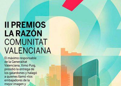 II Premios Comunitat Valenciana