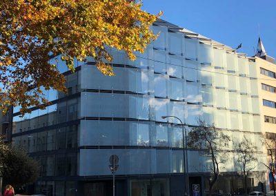 Edificio Aurelio Menéndez Madrid