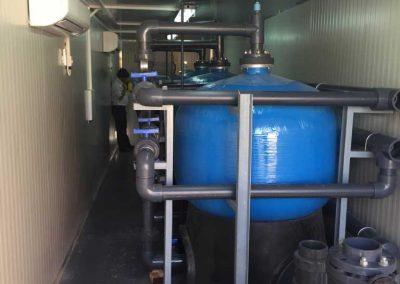 Filtración avanzada