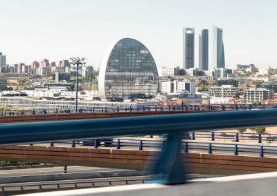 Madrid, capital del progreso