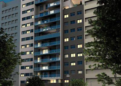 Edificio-AURA--de-44-viviendas-libres-en-Malilla-Norte-.-Valencia.-Promotor-Via-Célere
