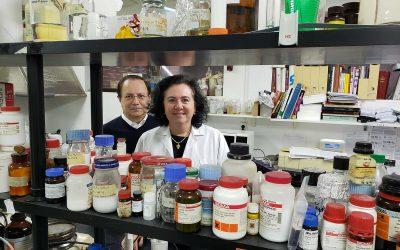 Laboratorio de Microbiología Oral de la Universidad de Oviedo