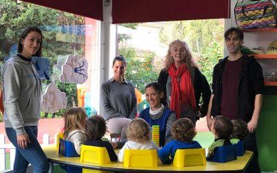 Escuela Infantil Party
