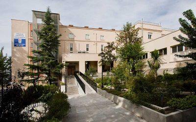 Colegio Santísimo Sacramento de Madrid