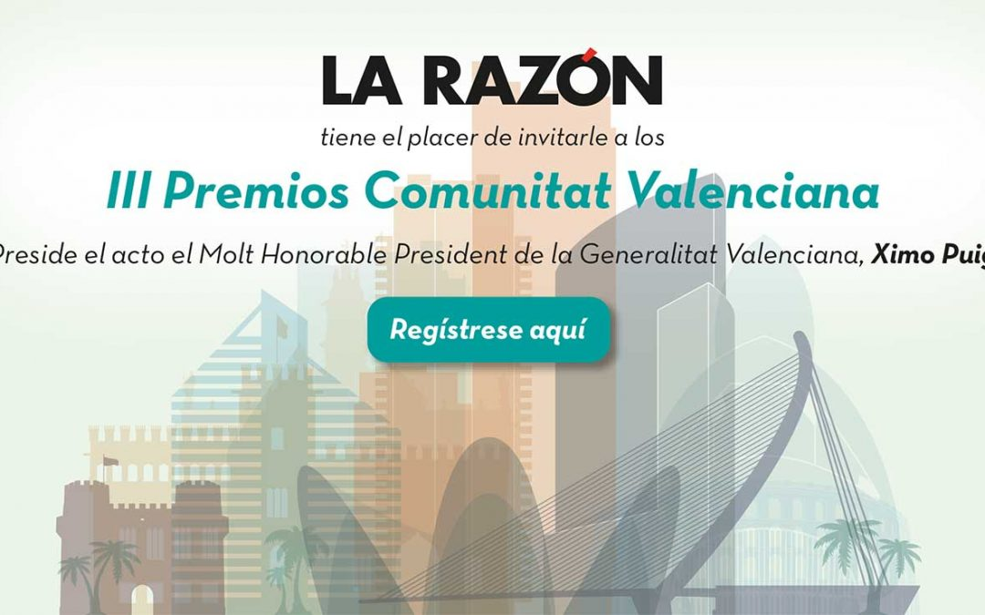 III Premios Comunitat Valenciana