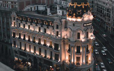 Madrid Capital del Progreso Abril 2020 EL Mundo