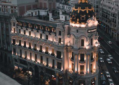 Madrid Capital del Progreso