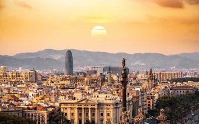 Barcelona Capital del Progreso Abril 2020 EL Periodico