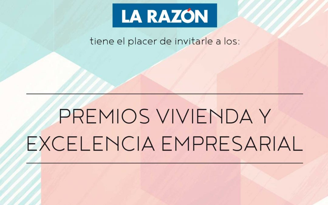 Premios Vivienda y Excelencia Empresarial