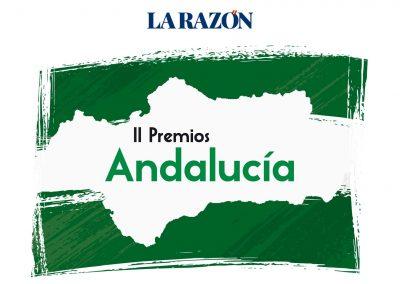 II Premios Andalucía La Razón