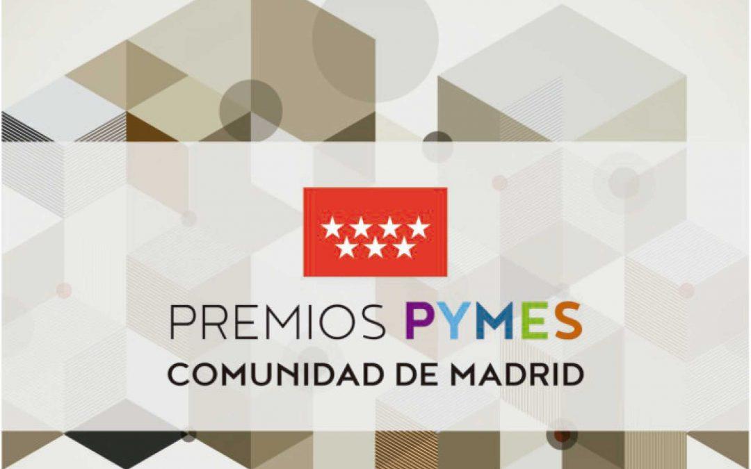Premios Pymes Comunidad de Madrid de LA RAZON