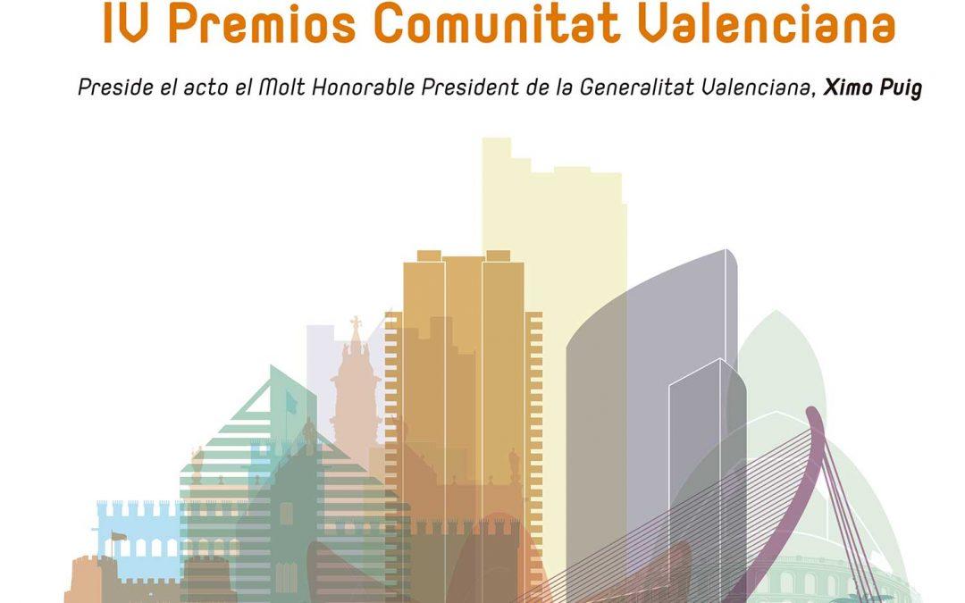 IV Premios Comunidad Valenciana