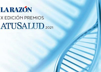 X Premios A Tu salud 2021 La Razón